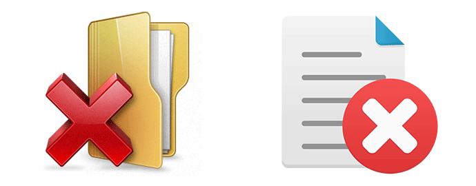 software eliminare file