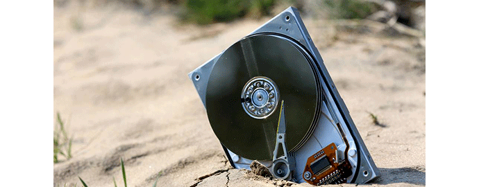 problema hard disk