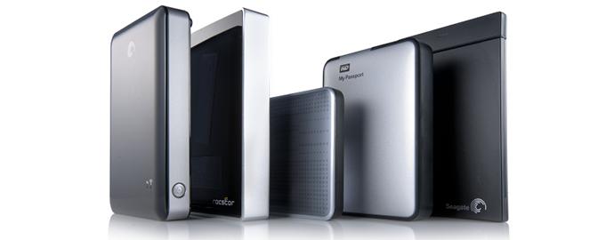 recupero hard disk esterno