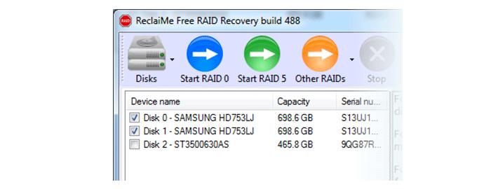 software raid