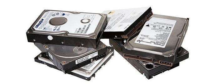 riparare hard disk rotto