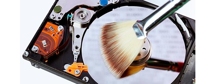 eliminare file hard disk