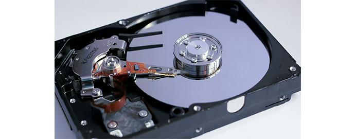 hard disk non si accende