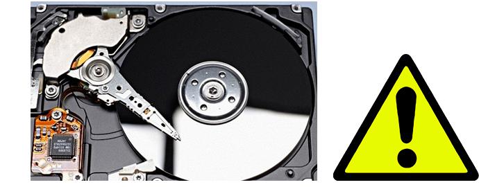hard disk recupero