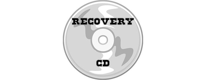 disco di ripristino