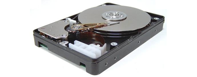 problemi hard disk