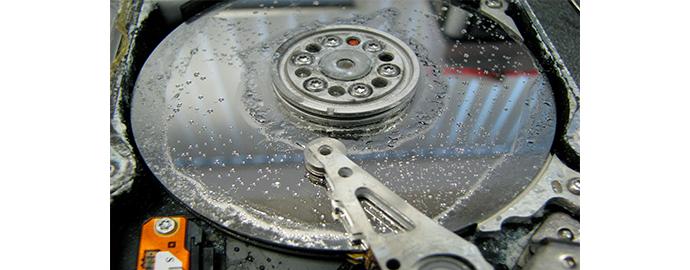 danneggiamento hard disk
