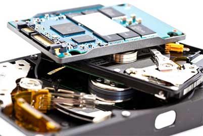 Distruggere DISCO SSD