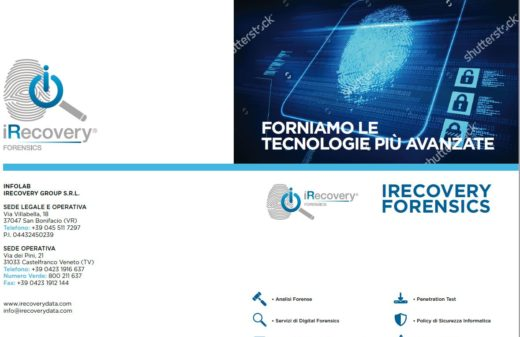 Brochure Analisi Forense