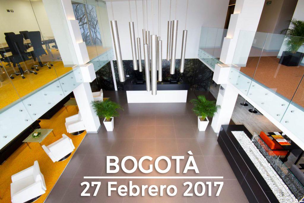 Eventos Bogotà iRecovery