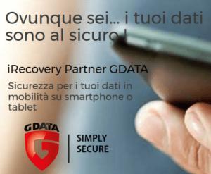 Antivirus iRecovery Recupero Dati