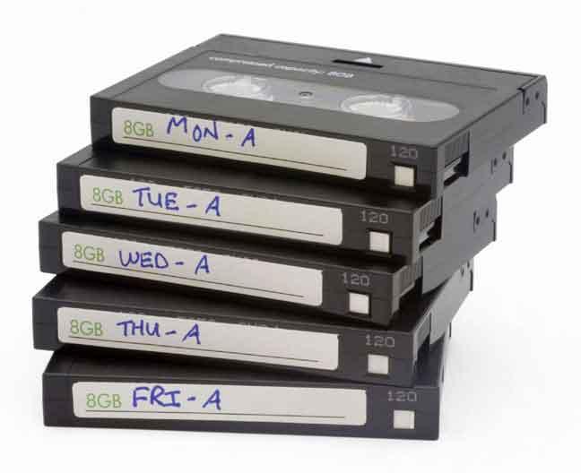 cassette Nastro Tape