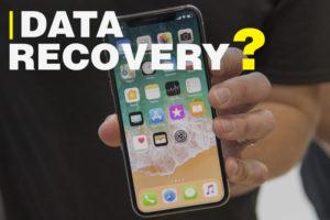 irecovery iphone x
