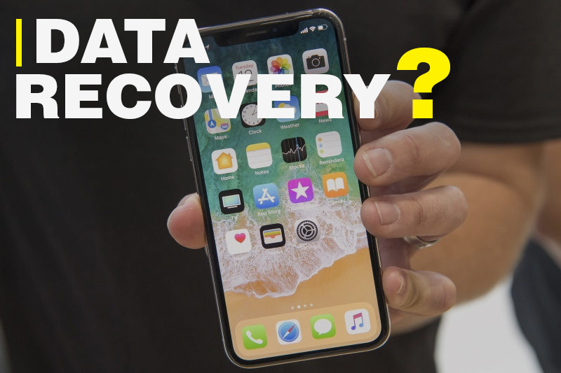 irecovery iphone x